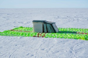 Centring the Load, Antarctica