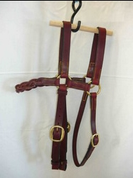 Double Barcoo Bridle Latigo Plaited Brow